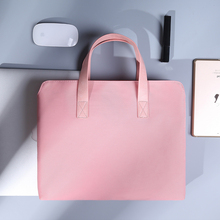 Fashion 15.6 inch Women Laptop Handbag Notebook Sleeve Bag Case For Macbook Air