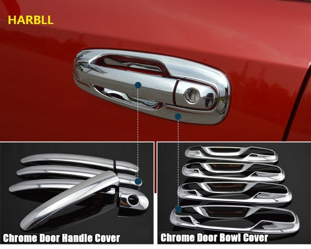 Aliexpress Buy Car Door Handles Covers For Chevrolet Lacetti