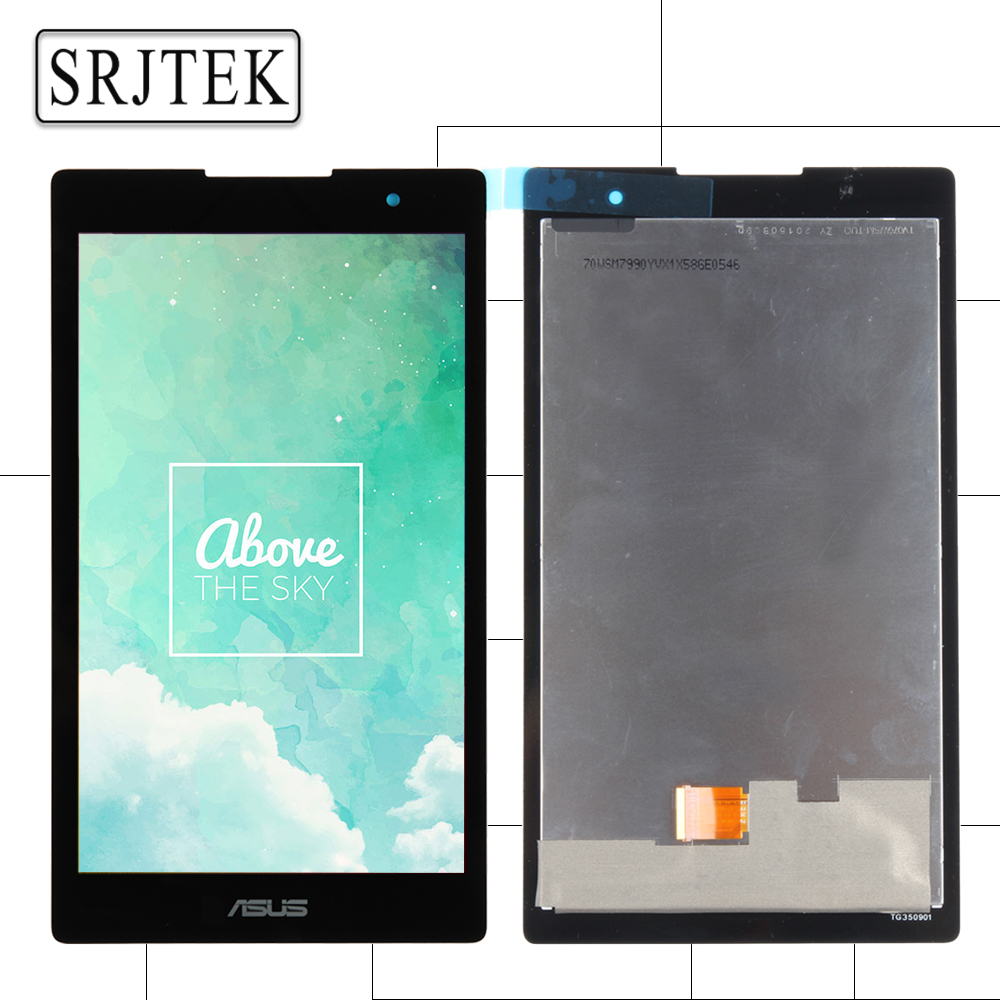 Black Full LCD DIsplay Touch Screen Digitizer Assembly For Asus ZenPad C 7 0 Z170MG Z170