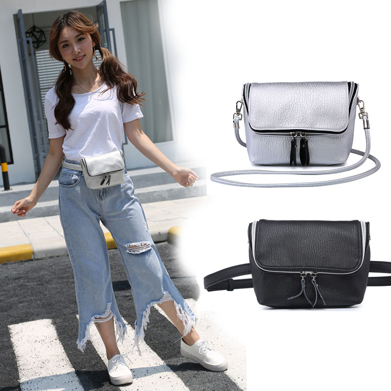 Women Waist Bags Korean Fashion Fanny Pack Belt Bag For -8204