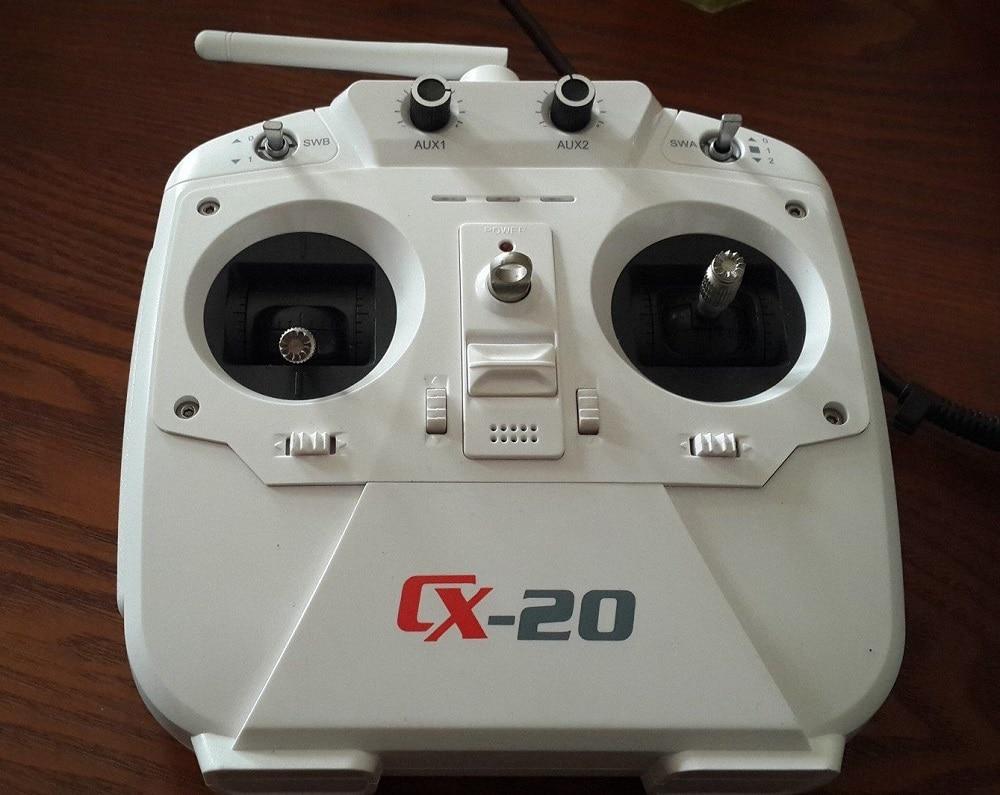 100% Original Cheerson CX-20 RC Quadcopter CX 20 spare Parts CX20 Transmitter cx20 cx 20 CX20 remote Controller