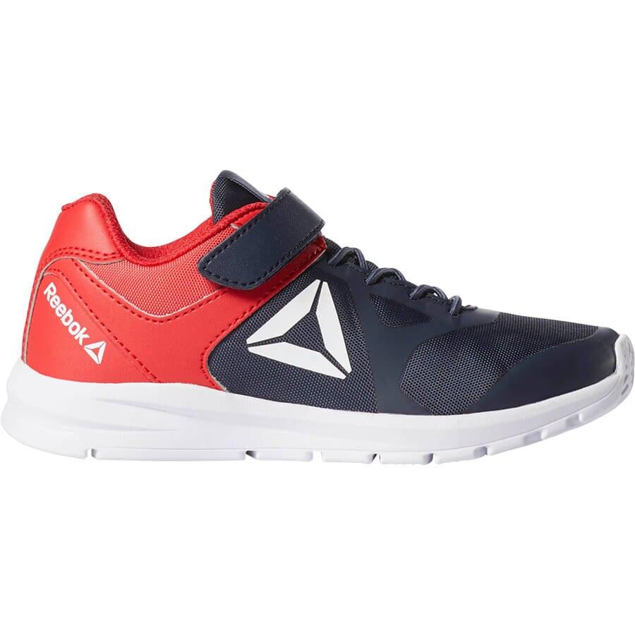 REEBOK Child shoes Unisex REEBOK RUSH RUNNER, free and Time sportwear, Navy