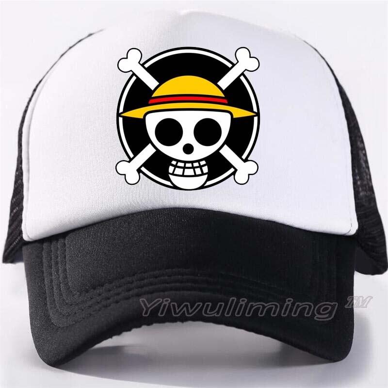 New Summer Trucker Caps One Piece Cool Summer Black Adult Cool Baseball Mesh Net Trucker Caps Hat For Men Adjustable