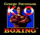 @1  KO Boxing 16 бит MD карточная игра Sega Mega Drive Genesis ✔