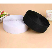 2cm*100cm  Hook and Loop 1 Back Nylon Button Self Adhesive Fastener Strong Tape Roll Adjustable Ordinary Blended