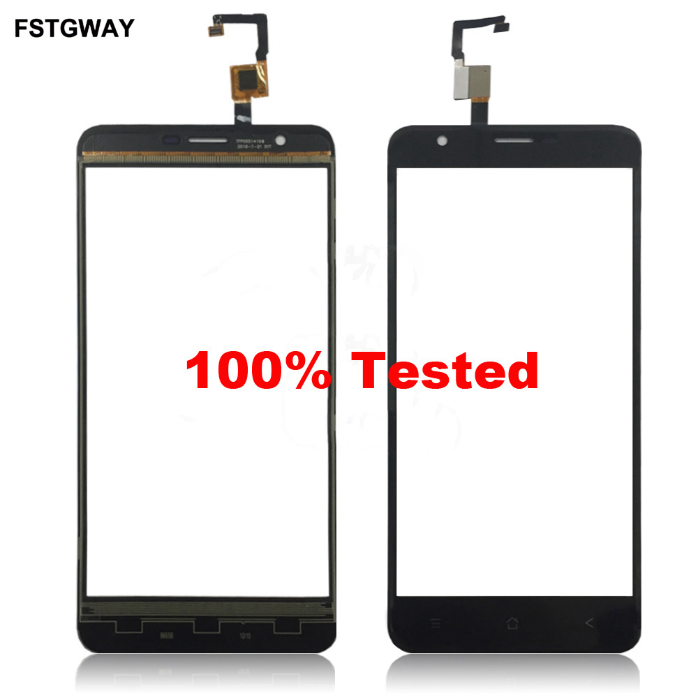 FSTGWAY For Blackview E7 Capacitive Touch Screen Digitizer Panel Sensor Front Glass With Free Tools