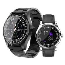 RUIJIE Bluetooth Smart Watch IPS Round Screen Men Fitness Smartwatch Heart Rate Monitor Blood Pressure Clock for IOS Android цена в Москве и Питере