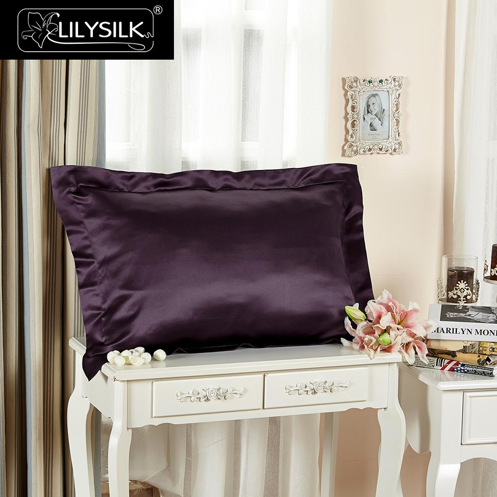 Aliexpress Com Buy Lilysilk 100 Silk Pillowcase Oxford