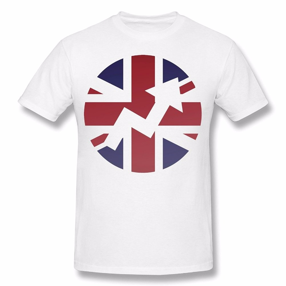 Design t shirt cheap uk - Men Brand Printed 100 Cotton Tshirt Buzzfeed Uk Youtube Art Most Popular Creative Design Man S T Shirt