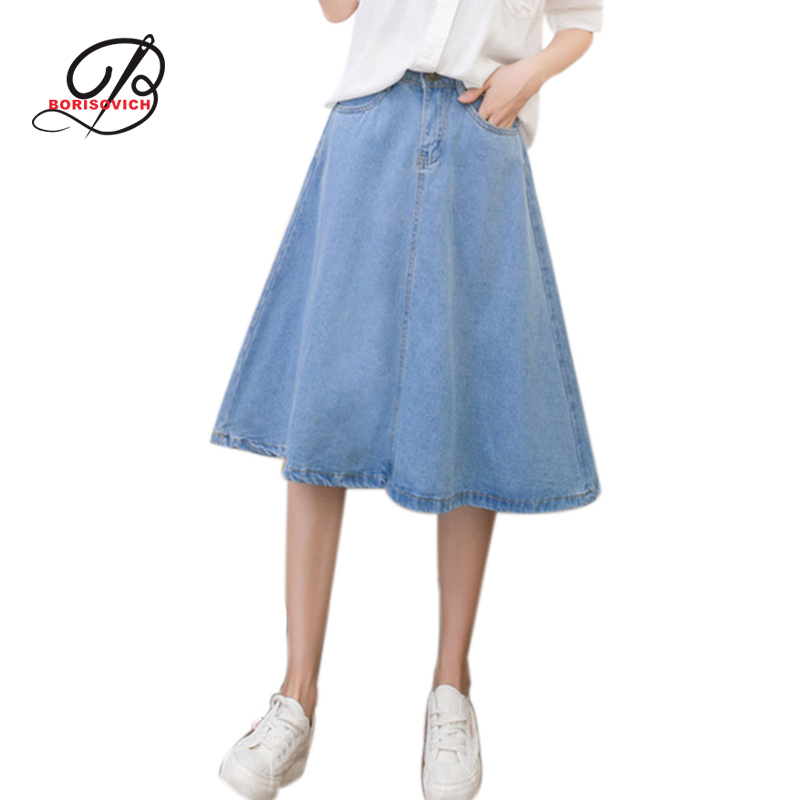 Online Get Cheap Light Blue Skirt -Aliexpress.com | Alibaba Group