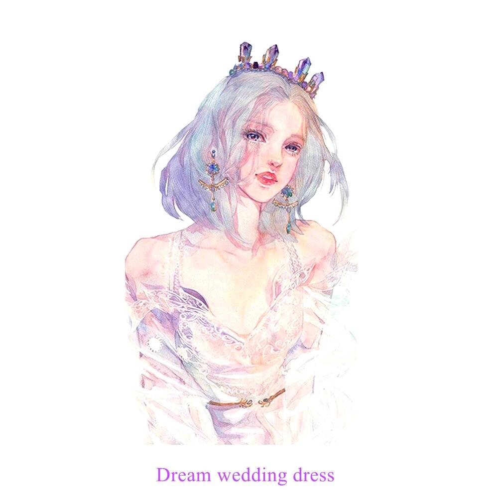 Robe de mariée sur mesure pour vous, soutien à la carte personnalisée uniquement pour faire une robe de mariée parfaite pour vous, ne supporte pas le retour