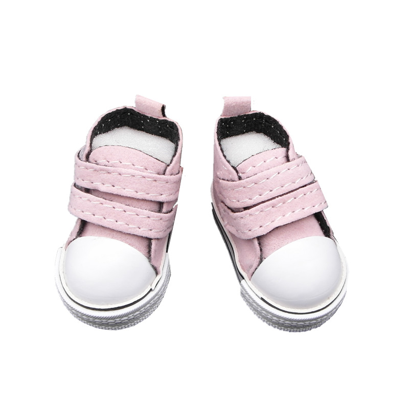 Tilda Mini Doll Toy Shoes 5cm For BJD Doll,Matte PU Doll Boots 1/6 Frosted Sneakers Shoes for Tilda Doll,New Arrival 5pairs/lot uncle 1 3 1 4 1 6 doll accessories for bjd sd bjd eyelashes for doll 1 pair tx 03