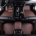 Personalizado esteras del piso del coche para todos los modelos de suzuki jimny grand vitara Swift SX4 Kizashi Wagon R Paleta Raya styling car floor mat