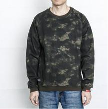 цена Streetwear Camouflage Hoodie Men Winter Fleece Pullovers Hip Hop Traksuit Male Sweatshirt Plus Size Harajuku Hoodies