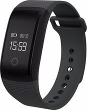 Smartch A09 Banda de Frecuencia Cardiaca Reloj Inteligente de La Presión Arterial Monitor de Salud Actividad Rastreador Bluetooth Impermeable Para iOS Android
