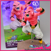 PrettyAngel Original Banpresto Dragon Ball KAI DXF Fighting Combination Vol. 5 PVC Action Figure Evil Buu (Boo)