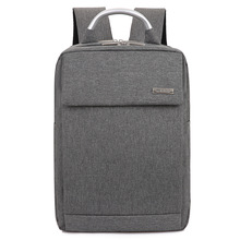 Multifunction USB charging Men 15 6 inch Laptop Backpacks For Teenager Fashion Male Mochila Leisure Travel