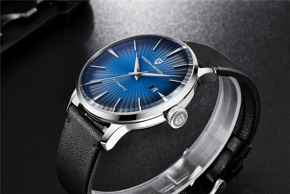 Pagani 2019 novos relógios masculinos clássico relógio