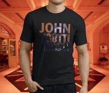8ef0ceecf608 New Popular JOHN Gotti Mafia King Harri Men Black T-Shirt Size S-3XL