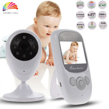 Wireless Video Baby Monitor Security Baby Camera 2.4GHz Digital LCD 2.0 Inch Nigh Vision Babyfoon Baba Electronic Babysitter