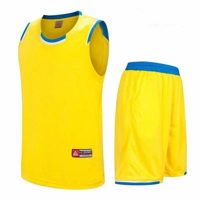 019d424f9f5c 2018 Men Women Basketball Jersey Sets Uniforms kits Adult Sports shirts  clothing Breathable basketball jerseys shorts DIY Custom
