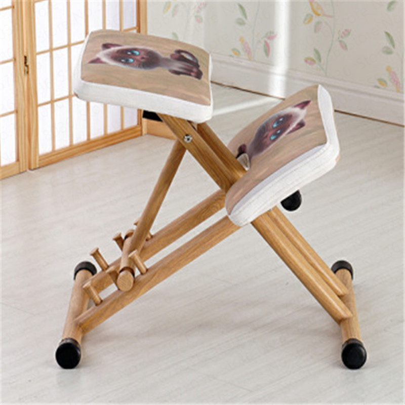 NO New Home Computer Chair Child Study Posture Student Correction Height Adjustment Seat Children's  Study Chairs for Desk(China)