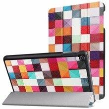 Elegante del caso de amazon kindle fire hd 8 tablet 2017 release cubierta elegante para todos los nuevos hd fuego séptima generación tablet display cubierta
