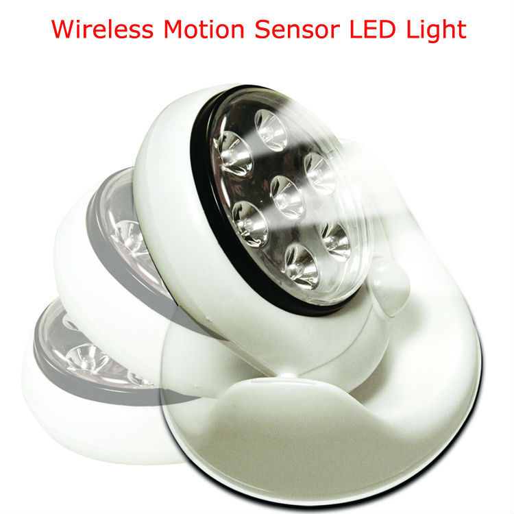 popular motion sensor led light battery operated buy cheap. Black Bedroom Furniture Sets. Home Design Ideas