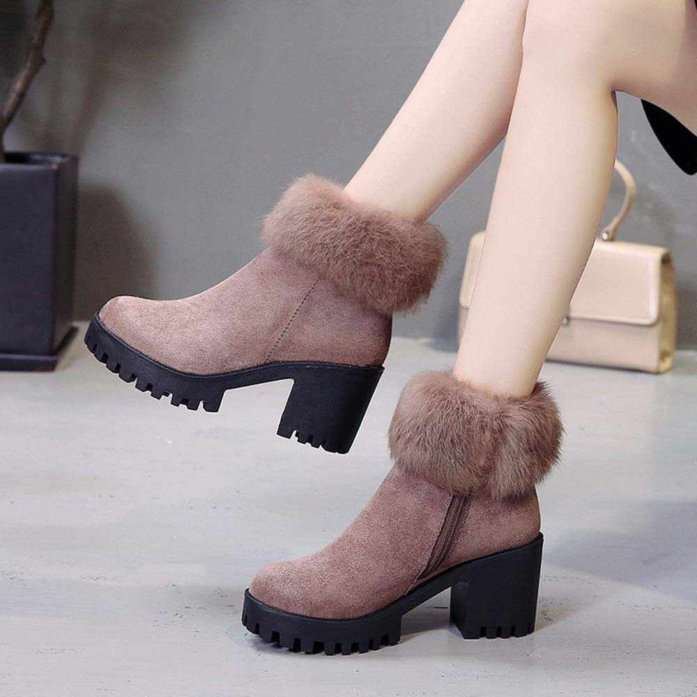 Thick Boots Non slip Boots Shoe
