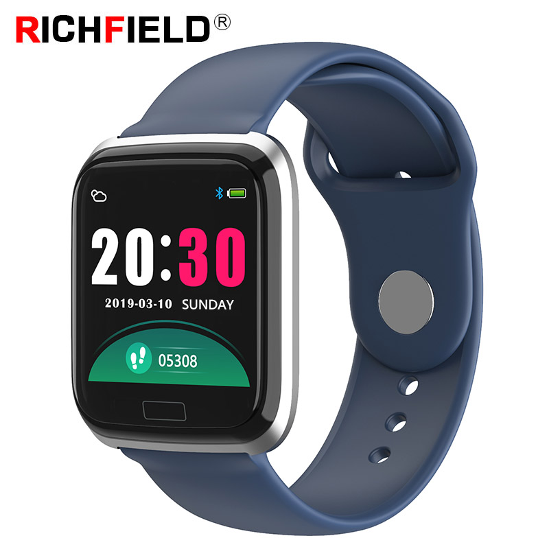 Smart Bracelet Watch Waterproof Blood Pressure Sleep Monitor SMS Pedometer Smartband Smart Band Health Wristband Fitness Tracker in Smart Wristbands from Consumer Electronics