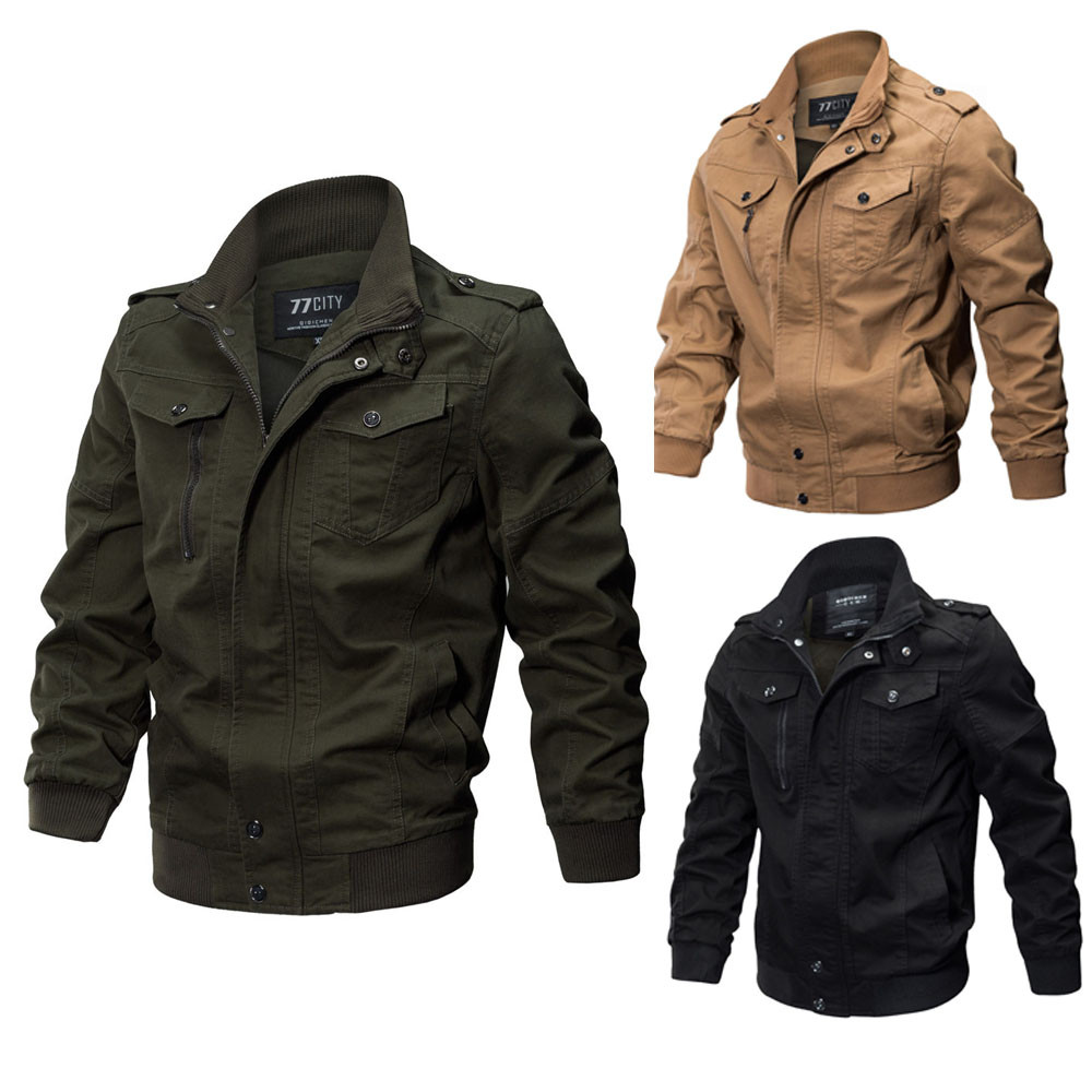 Men's Clothing Lzmza 2018 Autumn Men Jackets And Coats Jaqueta Masculina Male Jacket Fashion Stand Collar Smart Causal Zipper Jackets Hombre
