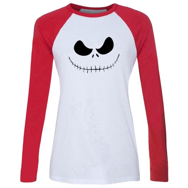 Aliexpress.com : Buy iDzn Women's T shirt The Nightmare Before ...