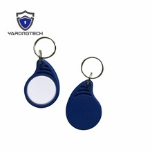100PCS new style IC Identification Door Entry Access RFID Key Keyfob Card 13.56MHZ free shipping