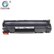 ColorInk CE285A 285A 85A 85 toner patrone für HP LaserJet Pro P1102 M1130 M1132 M1210 M1212nf M1214nfh M1217nfw drucker schwarz