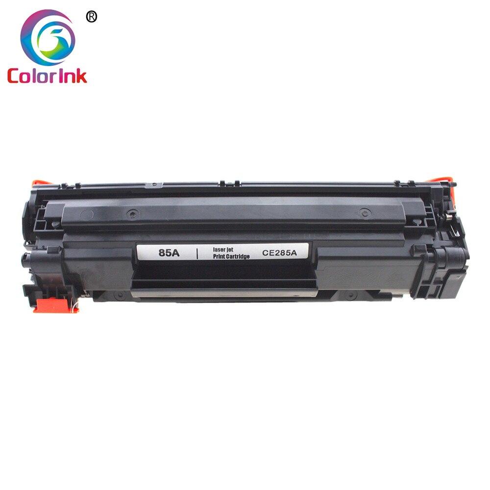 ColorInk CE285A 285A 85A Toner Cartridge For HP LaserJet Pro P1102 M1130 M1132 M1210 M1212nf M1214nfh M1217nfw Printer Black