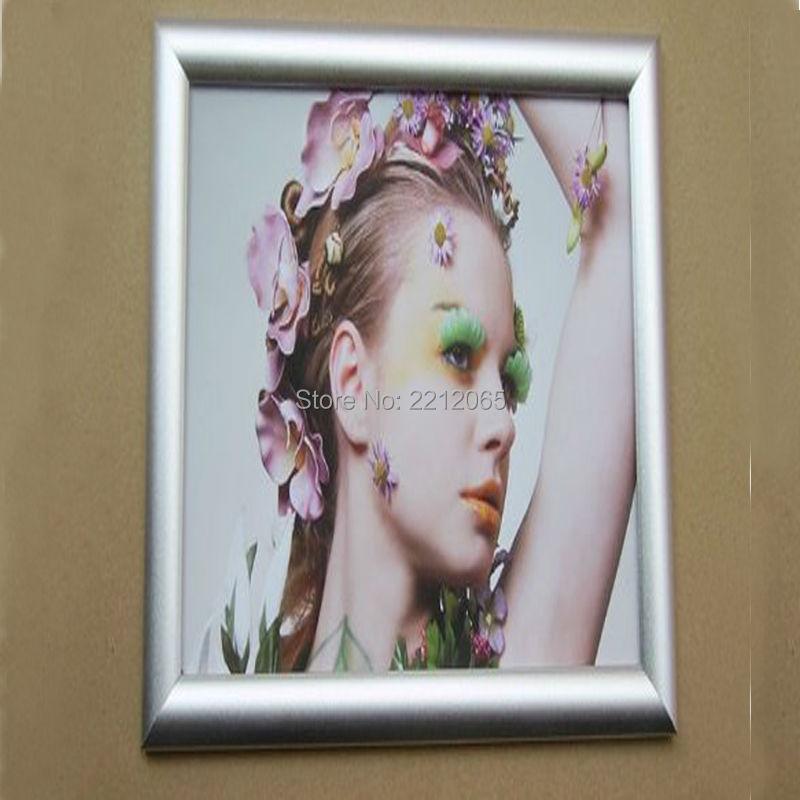 metal poster frames
