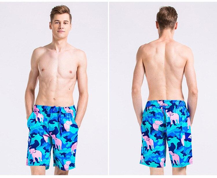 Sport & Unterhaltung Saenshing Bademode Männer Surf Board Strand Kurze Baumwolle Laufschuhe Sommer Sport Surffing Shorts Herren Schnelle Trockene Hosen Badeanzug