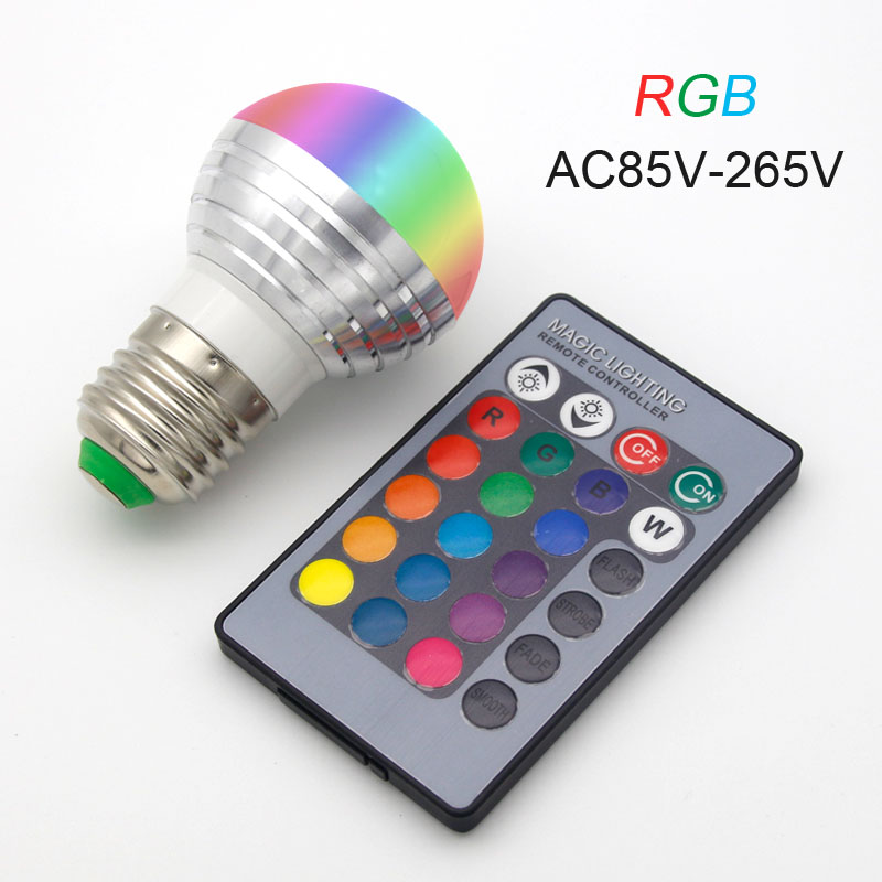 Christmas Light Remote Controls.Multi Color Variable Rgb Lights Remote Control Led Spot Light 3w Christmas Decoration Light Ac220v Rf Rf Remote Control In Remote Controls From