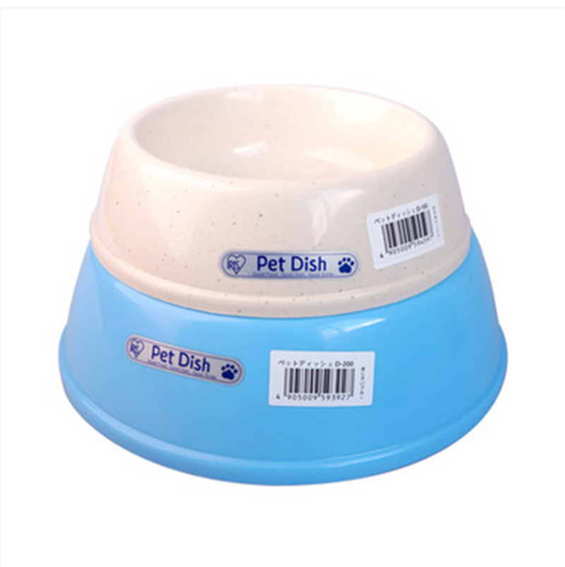 Pet Dog Cat Feeding Bowl Drink Water Dish Portable Feeder Puppy Travel Drinking Bowl For Animals Perro Pet Dog Container BBMZ91