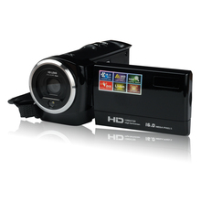 HDV-107 HD 720P Digital Camera 2.7 inch TFT LCD Screen Professional Camcorder 16X Digital Zoom Picture Cameras Best Gift