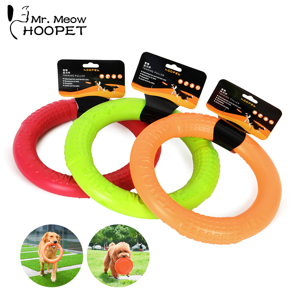 Hoopet Dog Toys Goods For Pet Chew Toy Interactive Puller Bite Toys For Small Large Dogs Accessories Training Products