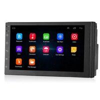 Universal 2din Android Car Multimedia Player 7'' Audio Video Player Touchscreen Bluetooth WiFi GPS Navigator FM Radio