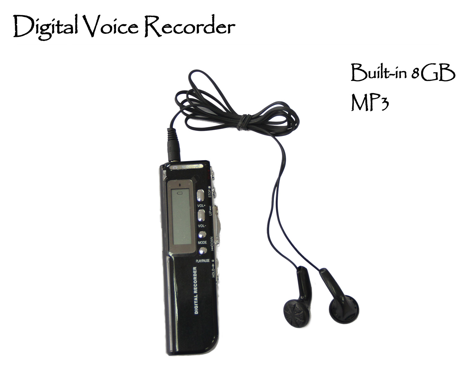 Tragbares Audio & Video Professioneller Verkauf 18 Stunden Aufnahme 8 Gb Digital Voice Recorder Pen Tm-010 Diktiergerät Mini Voice Record Für Meetings Lessons Gravador Hochglanzpoliert Digital Voice Recorder