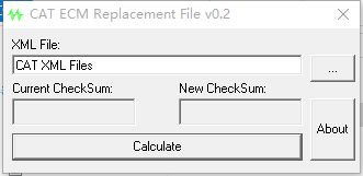 ecm replacement file font b Calculator b font forcat