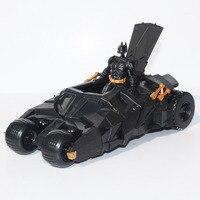 The Dark Knight Batman Vehicle Car Toy Batmobile With Batman Figure Free Shipping