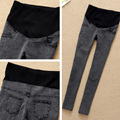 Maternity Clothing Trousers  Elastic Adjustable Waist Abdominal  Pencil  Pants Jeans  High quality Spring And Autumn