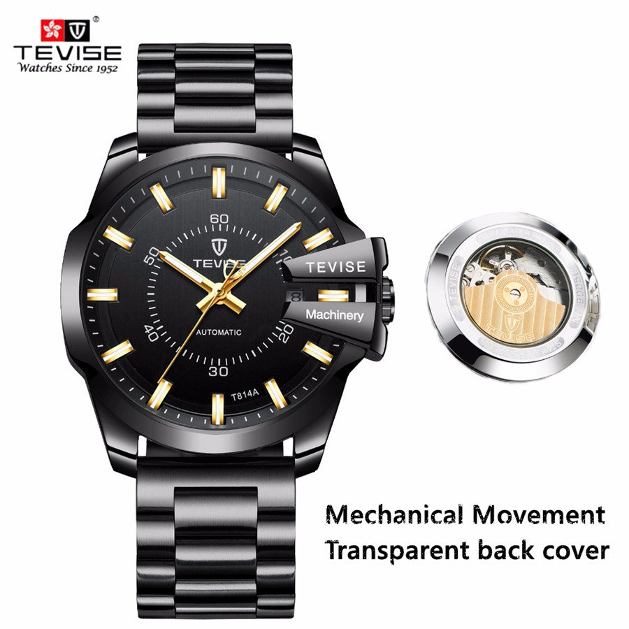 Tevise-New-Luxury-Fashion-Automatic-Mechanical-Watch-Business-Casual-Waterproof-Watches-Gold-Clock-Relogio-Masculino-t814