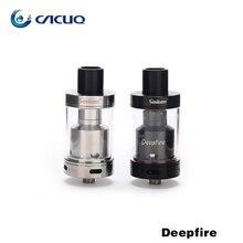 Оригинал Smkon Deepfire 25 RTA Распылитель 4.5 мл Емкость Топ Заполнения Воздуха Система Управления электронная сигарета Форсунки rta