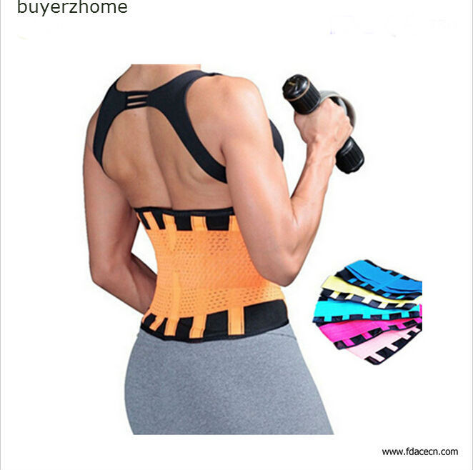 Top SaleèBelts Supports Back-Brace Women Corset Lumbar Adjustable Orthopedic-Device