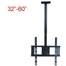 """32 60 """"montagem do teto da tevê 360 graus de levantamento livre do movimento completo lcd suporte da montagem do telhado da tevê do diodo emissor de luz max. loading 60kgs hx60"""